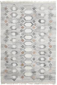 Martha Matto 160X230 Moderni Käsinkudottu Vaaleanharmaa ( Intia)