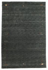 Gabbeh Loom Frame - Tummanharmaa/Vihreä Matto 240X340 Moderni Tummanvihreä/Tummanvihreä (Villa, Intia)