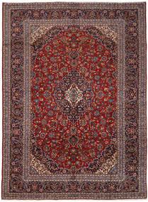 Keshan Matto 291X401 Itämainen Käsinsolmittu Isot (Villa, Persia/Iran)