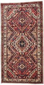Bakhtiar Matto 162X310 Itämainen Käsinsolmittu Käytävämatto (Villa, Persia/Iran)