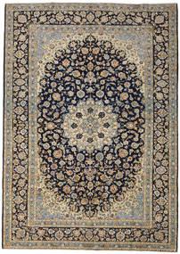 Keshan Matto 273X388 Itämainen Käsinsolmittu Tummanharmaa/Vaaleanharmaa Isot (Villa, Persia/Iran)