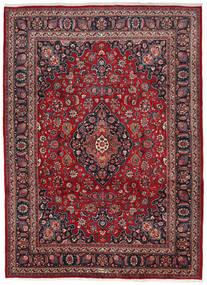 Mashad Matto 252X345 Itämainen Käsinsolmittu Isot (Villa, Persia/Iran)