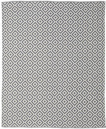 Torun - Harmaa/Neutral Matto 250X300 Moderni Käsinkudottu Tummanharmaa/Tummanbeige Isot (Puuvilla, Intia)