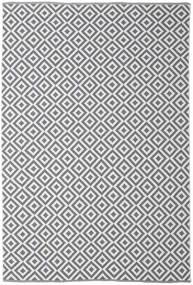 Torun - Harmaa/Neutral Matto 200X300 Moderni Käsinkudottu Vaaleanharmaa/Tummanharmaa/Beige (Puuvilla, Intia)