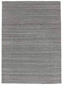 Ulkomatto Petra - Dark_Mix Matto 250X350 Moderni Käsinkudottu Vaaleansininen/Tummanharmaa Isot ( Intia)