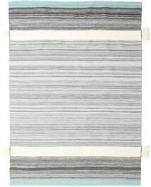 Fenix - Turquoise Matto 170X240 Moderni Käsinkudottu Valkoinen/Creme/Vaaleanharmaa (Villa, Intia)
