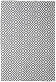 Torun - Musta/Neutral Matto 250X350 Moderni Käsinkudottu Vaaleanharmaa/Tummanharmaa/Beige Isot (Puuvilla, Intia)