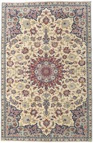 Najafabad Patina Matto 215X330 Itämainen Käsinsolmittu Vaaleanharmaa/Beige (Villa, Persia/Iran)