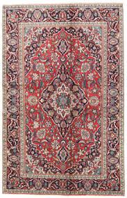 Keshan Matto 125X195 Itämainen Käsinsolmittu Beige/Vaaleanharmaa (Villa, Persia/Iran)