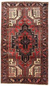 Heriz Matto 120X205 Itämainen Käsinsolmittu Tummanruskea/Ruoste (Villa, Persia/Iran)