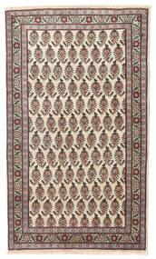 Tabriz Patina Matto 80X137 Itämainen Käsinsolmittu Beige/Tummanharmaa (Villa, Persia/Iran)