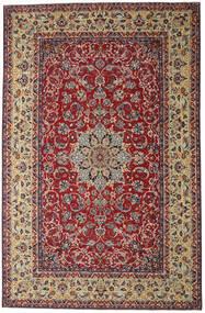 Najafabad Patina Matto 314X480 Itämainen Käsinsolmittu Tummanpunainen/Tummanruskea Isot (Villa, Persia/Iran)
