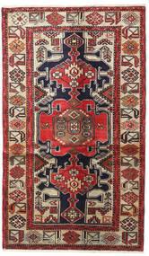 Tarom Matto 122X205 Itämainen Käsinsolmittu Tummanruskea/Tummanpunainen (Villa, Persia/Iran)