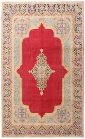 Kerman Patina Matto 205X335 Itämainen Käsinsolmittu Punainen/Ruoste (Villa, Persia/Iran)