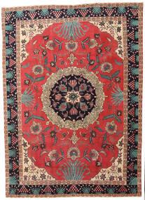 Ardebil Patina Matto 232X315 Itämainen Käsinsolmittu Ruoste/Tummanpunainen (Villa, Persia/Iran)