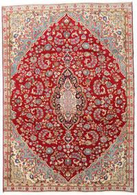 Kerman Matto 210X300 Itämainen Käsinsolmittu Tummanpunainen/Ruoste (Villa, Persia/Iran)