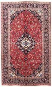 Keshan Matto 145X240 Itämainen Käsinsolmittu Tummanvioletti/Tummanpunainen (Villa, Persia/Iran)
