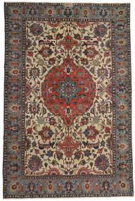 Ardebil Patina Matto 195X300 Itämainen Käsinsolmittu Tummanruskea/Vaaleanruskea (Villa, Persia/Iran)