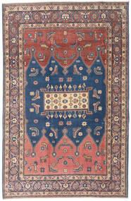 Ardebil Patina Matto 190X290 Itämainen Käsinsolmittu Ruskea/Tummanruskea (Villa, Persia/Iran)