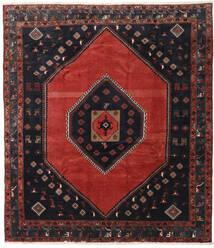 Klardasht Matto 253X288 Itämainen Käsinsolmittu Tummanpunainen/Tummansininen Isot (Villa, Persia/Iran)