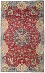 Najafabad Patina Matto 315X505 Itämainen Käsinsolmittu Tummanpunainen/Tummanharmaa Isot (Villa, Persia/Iran)