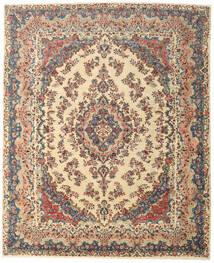 Hamadan Patina Matto 318X395 Itämainen Käsinsolmittu Tummanharmaa/Tummanbeige Isot (Villa, Persia/Iran)