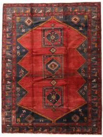 Klardasht Matto 230X300 Itämainen Käsinsolmittu Tummanpunainen/Tummanruskea (Villa, Persia/Iran)
