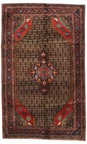 Koliai Matto 150X244 Itämainen Käsinsolmittu Tummanpunainen/Tummanruskea (Villa, Persia/Iran)
