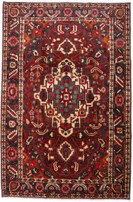 Bakhtiar Matto 211X320 Itämainen Käsinsolmittu Tummanpunainen/Tummanruskea (Villa, Persia/Iran)