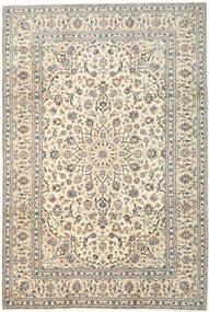 Keshan Matto 260X353 Itämainen Käsinsolmittu Vaaleanharmaa/Beige Isot (Villa, Persia/Iran)