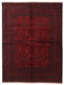Afghan Khal Mohammadi Matto 172X227 Itämainen Käsinsolmittu Tummanpunainen/Tummanruskea (Villa, Afganistan)