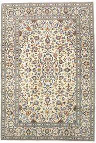 Keshan Matto 205X300 Itämainen Käsinsolmittu Beige/Vaaleanharmaa (Villa, Persia/Iran)