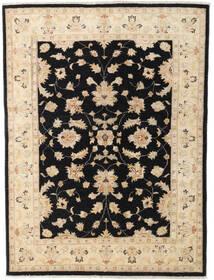 Ziegler Ariana Matto 144X195 Itämainen Käsinsolmittu Beige/Musta (Villa, Afganistan)