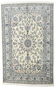 Nain Matto 170X230 Itämainen Käsinsolmittu Beige/Vaaleanharmaa (Villa, Persia/Iran)