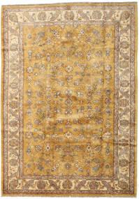 Ziegler Matto 185X259 Itämainen Käsinsolmittu Vaaleanruskea/Tummanbeige (Villa, Afganistan)