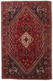 Ghashghai Matto 178X272 Itämainen Käsinsolmittu Tummanpunainen/Tummanruskea (Villa, Persia/Iran)