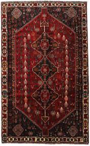 Ghashghai Matto 169X273 Itämainen Käsinsolmittu Tummanpunainen (Villa, Persia/Iran)