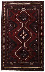 Lori Matto 170X274 Itämainen Käsinsolmittu Tummanpunainen (Villa, Persia/Iran)