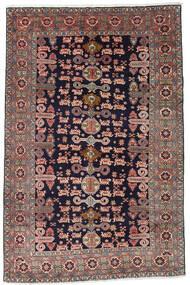 Ardebil Matto 172X265 Itämainen Käsinsolmittu Tummanvioletti/Tummanpunainen (Villa, Persia/Iran)