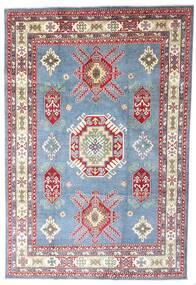Kazak Matto 202X298 Itämainen Käsinsolmittu Vaaleansininen/Vaaleanvioletti (Villa, Afganistan)