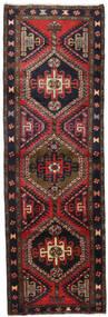 Ardebil Matto 100X306 Itämainen Käsinsolmittu Käytävämatto Tummanpunainen/Tummansininen (Villa, Persia/Iran)