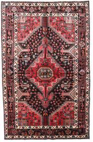 Toiserkan Matto 152X241 Itämainen Käsinsolmittu Tummanruskea/Tummanpunainen (Villa, Persia/Iran)