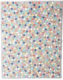 Kelim Afghan Old Style Matto 152X194 Itämainen Käsinkudottu Vaaleanharmaa/Beige (Villa, Afganistan)