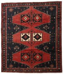 Klardasht Matto 253X298 Itämainen Käsinsolmittu Tummanpunainen/Musta Isot (Villa, Persia/Iran)