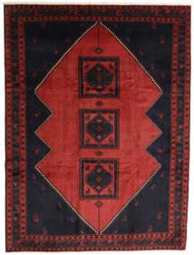 Klardasht Matto 258X345 Itämainen Käsinsolmittu Musta/Tummanpunainen/Ruoste Isot (Villa, Persia/Iran)