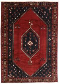 Klardasht Matto 208X300 Itämainen Käsinsolmittu Tummanpunainen/Musta (Villa, Persia/Iran)