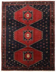 Klardasht Matto 249X339 Itämainen Käsinsolmittu Musta/Tummanpunainen (Villa, Persia/Iran)