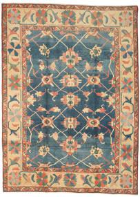 Kazak Matto 244X333 Itämainen Käsinsolmittu Vaaleanharmaa/Tummanbeige (Villa, Pakistan)