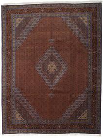 Ardebil Matto 295X385 Itämainen Käsinsolmittu Tummanpunainen/Musta Isot (Villa, Persia/Iran)