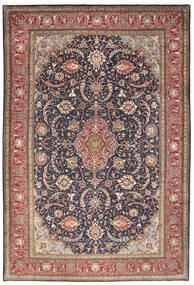 Sarough Matto 223X329 Itämainen Käsinsolmittu Tummanharmaa/Beige (Villa, Persia/Iran)